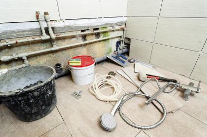 С чего начать ремонт ванной комнаты
