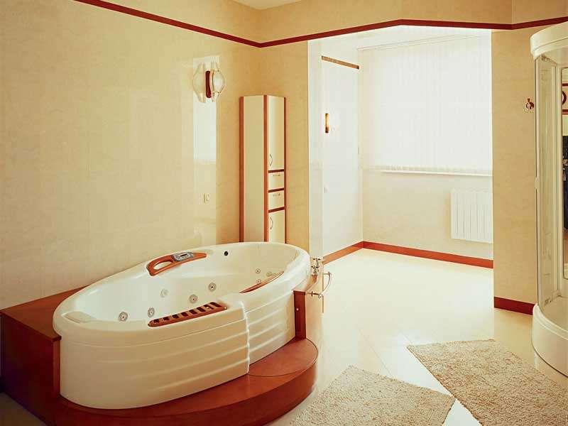 Отделка ванной комнаты: необычные и классические способы