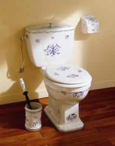 Унитаз для установки в ванной комнате