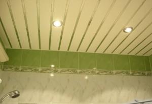 В ванной должно быть правильное освещение
