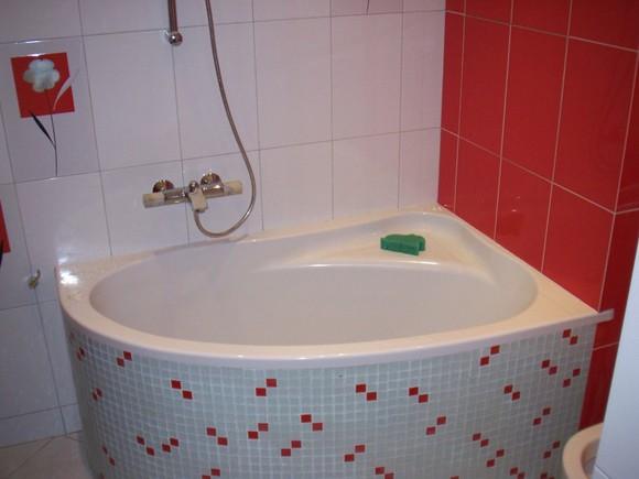 ванна маленьких размеров