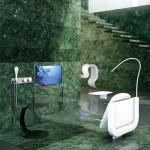 ванна прозрачная