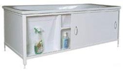 Ванна-шкафчик