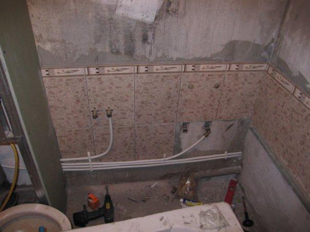 ванной ремонт