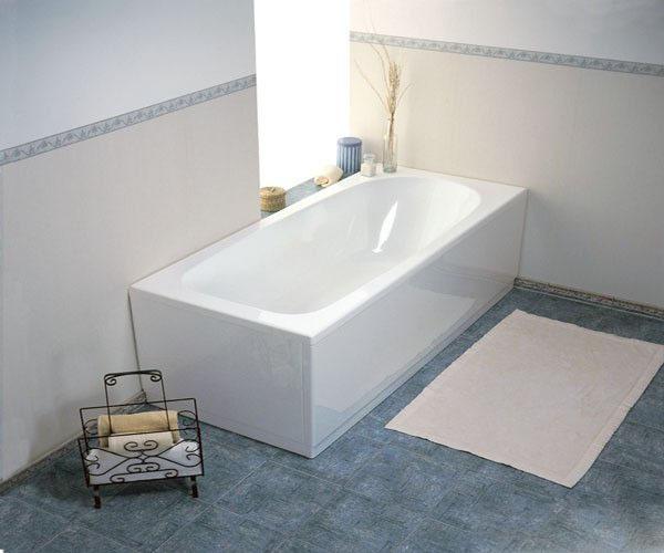 ванны чугунные размеры