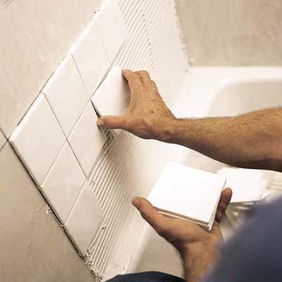ванны ремонт