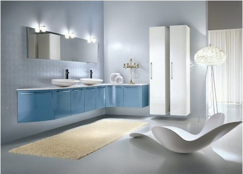 Ванные красивые невозможны без такого же красивого освещения