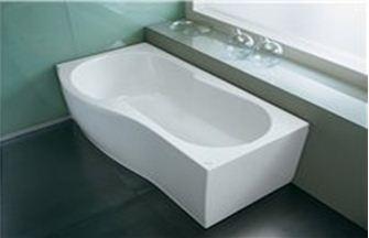 Акриловая ванна красивей и изящней, традиционной чугунной или стальной