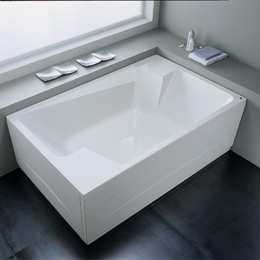 Акриловая ванна квадратная – королева дизайна