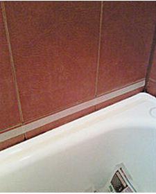 бордюр для ванны самоклеющийся