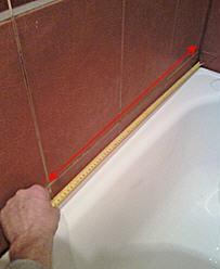 бордюр из пвх для ванной progress plast