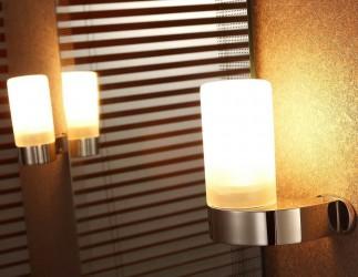Настенные светильники — дополнительное освещение функциональных зон