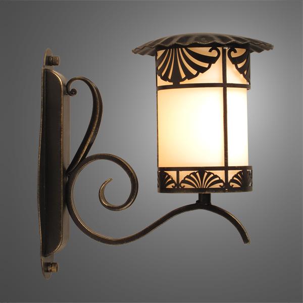 Настенные бра для наружного освещения зданий