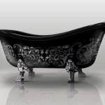 ванны на ножках
