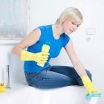 регулярный уход за ванной – гигиена и чистота