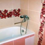 Плитка в ванной на гипсокартон: особенности укладки, как положить своими руками