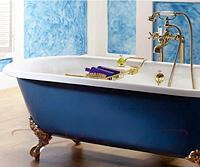 ванна чугунная вес
