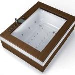 эксклюзивный дизайн элитной ванны Limouzine