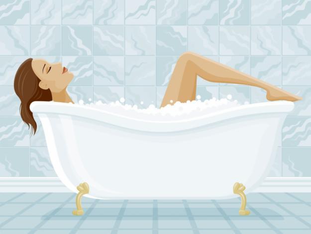 соляные ванны