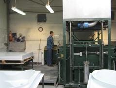 Завод по изготовлению ванн