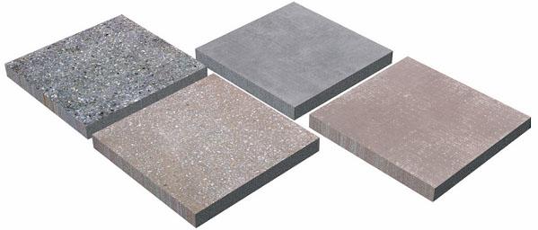 Плитка бетонно-мозаичная.