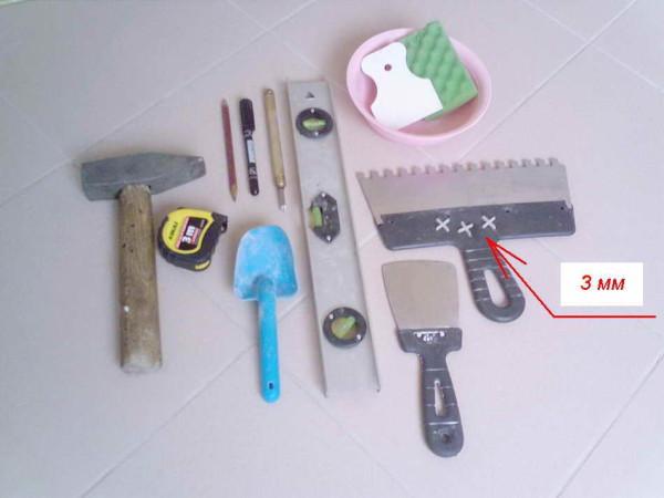 Инструменты, которые могут понадобиться