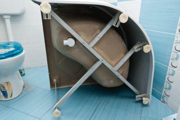 Поддоны для душевой кабины: формы и размеры, акриловые, стальные и другие варианты, видео и фото