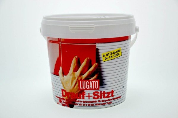 Дисперсионный клей для кафеля Lugato