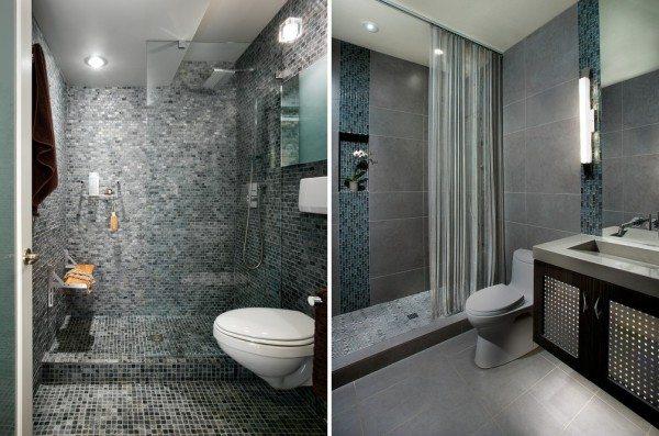 Если вентиляционная шахта портит вид ванной, превратите ее в интересный интерьерный элемент