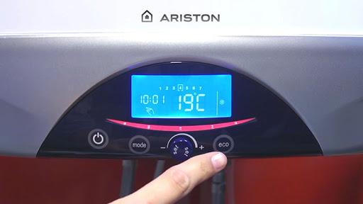 Функционал водонагревателей Ariston
