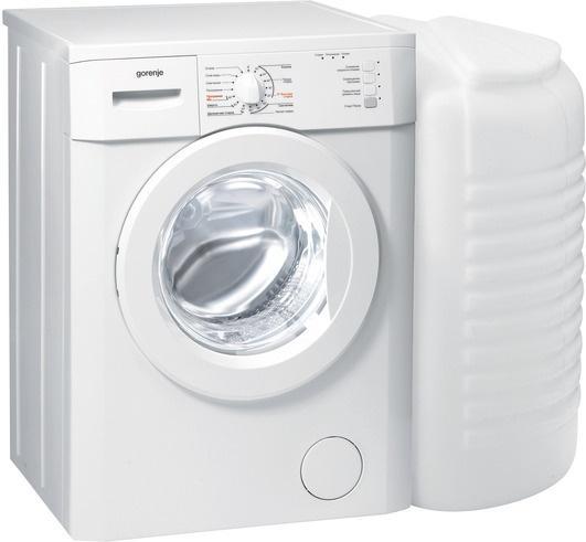 Gorenje WA60Z085R считается наиболее экономной моделью.