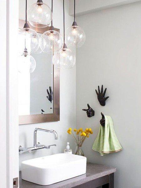 Хорошее освещение способно качественно преобразить комнату