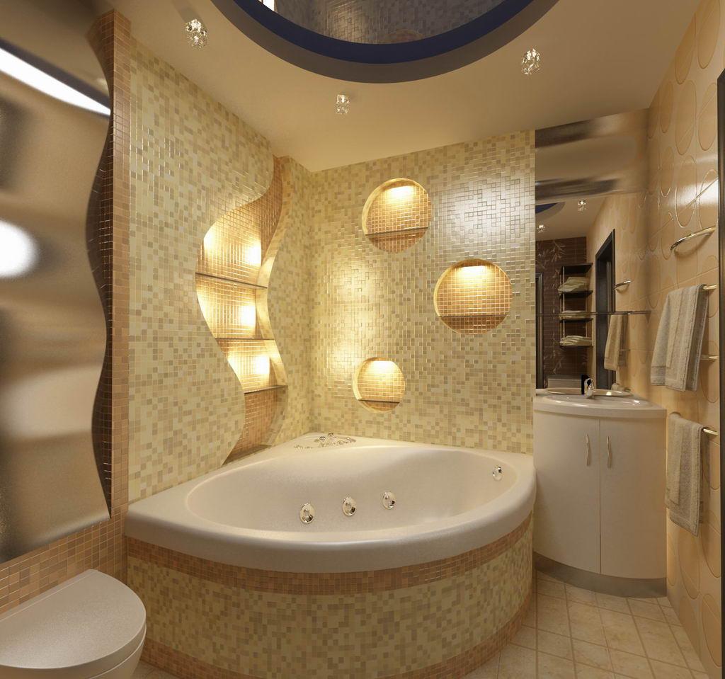 первую очередь, смотреть дизайн ванных комнат с угловой ванной термобельем для детей