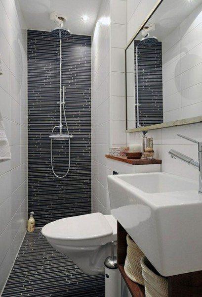 Модерн одинаково хорошо смотрится в больших и малых помещениях