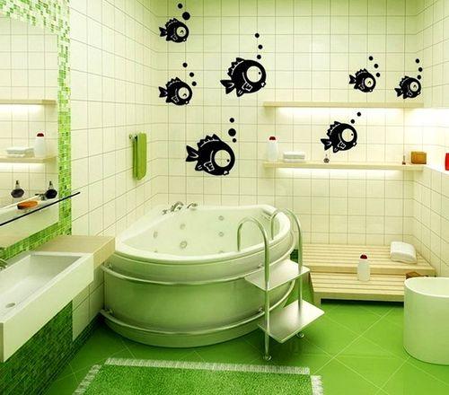 Рисунок ванной комнаты рмс смесители официальный сайт