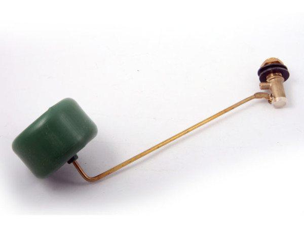Поплавок старого образца с металлической штангой
