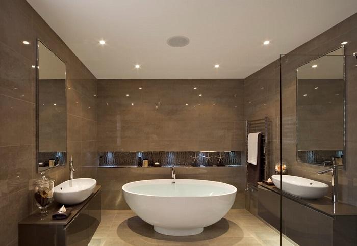 Натяжной потолок – практично и красиво