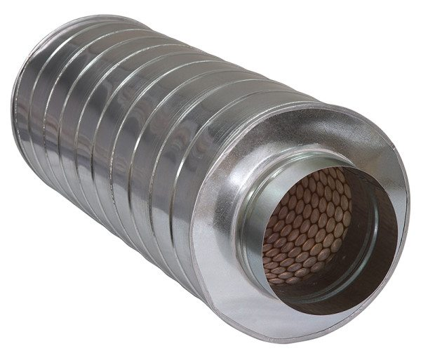 Пример шумоглушителя