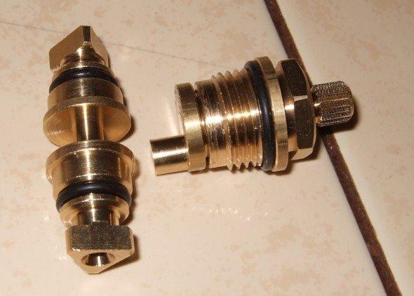 Ремонтный комплект для рычажного переключателя.