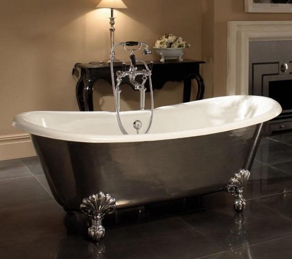 чугунная ванна сколько весит